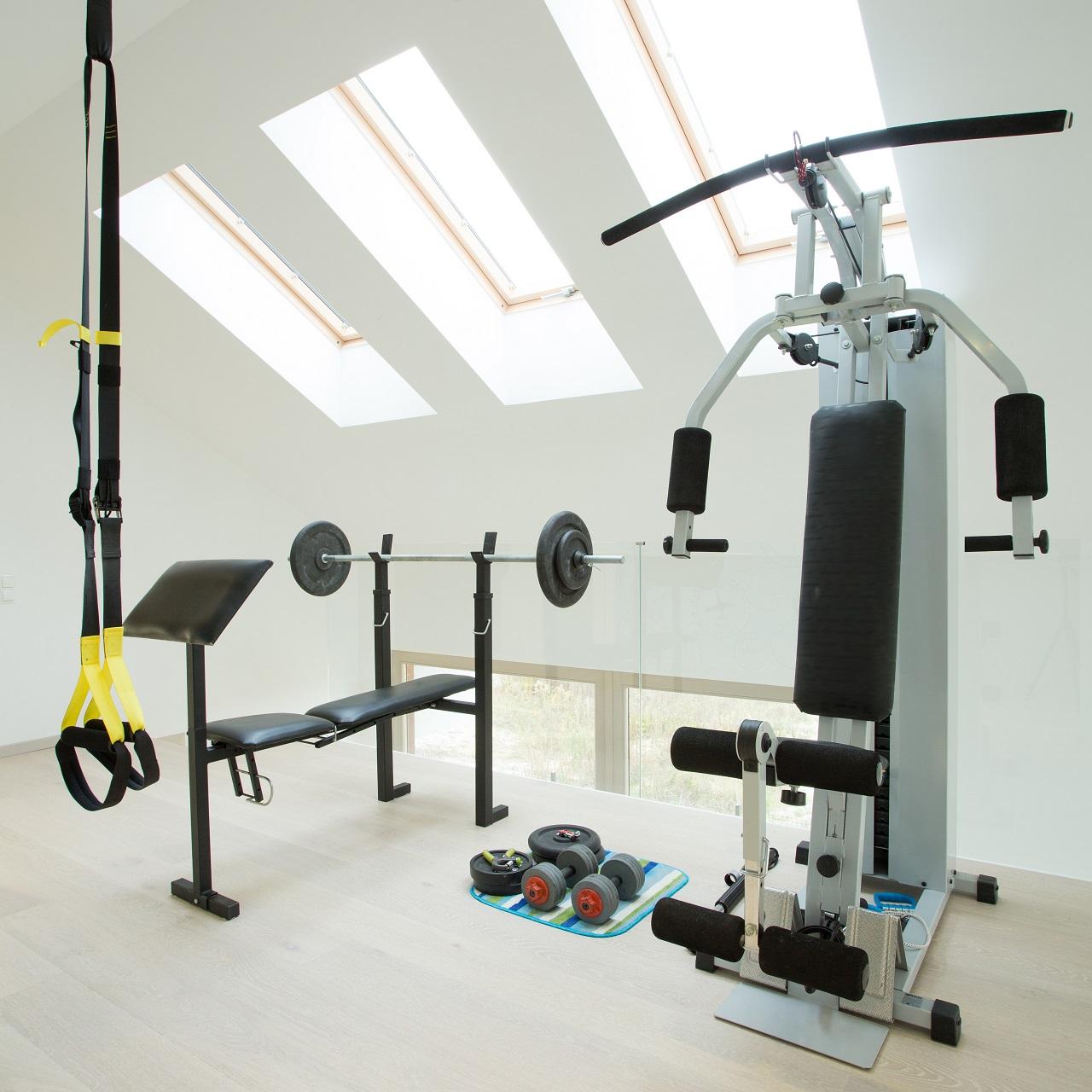 Czy inwestycja w domową siłownię to dobry pomysł?