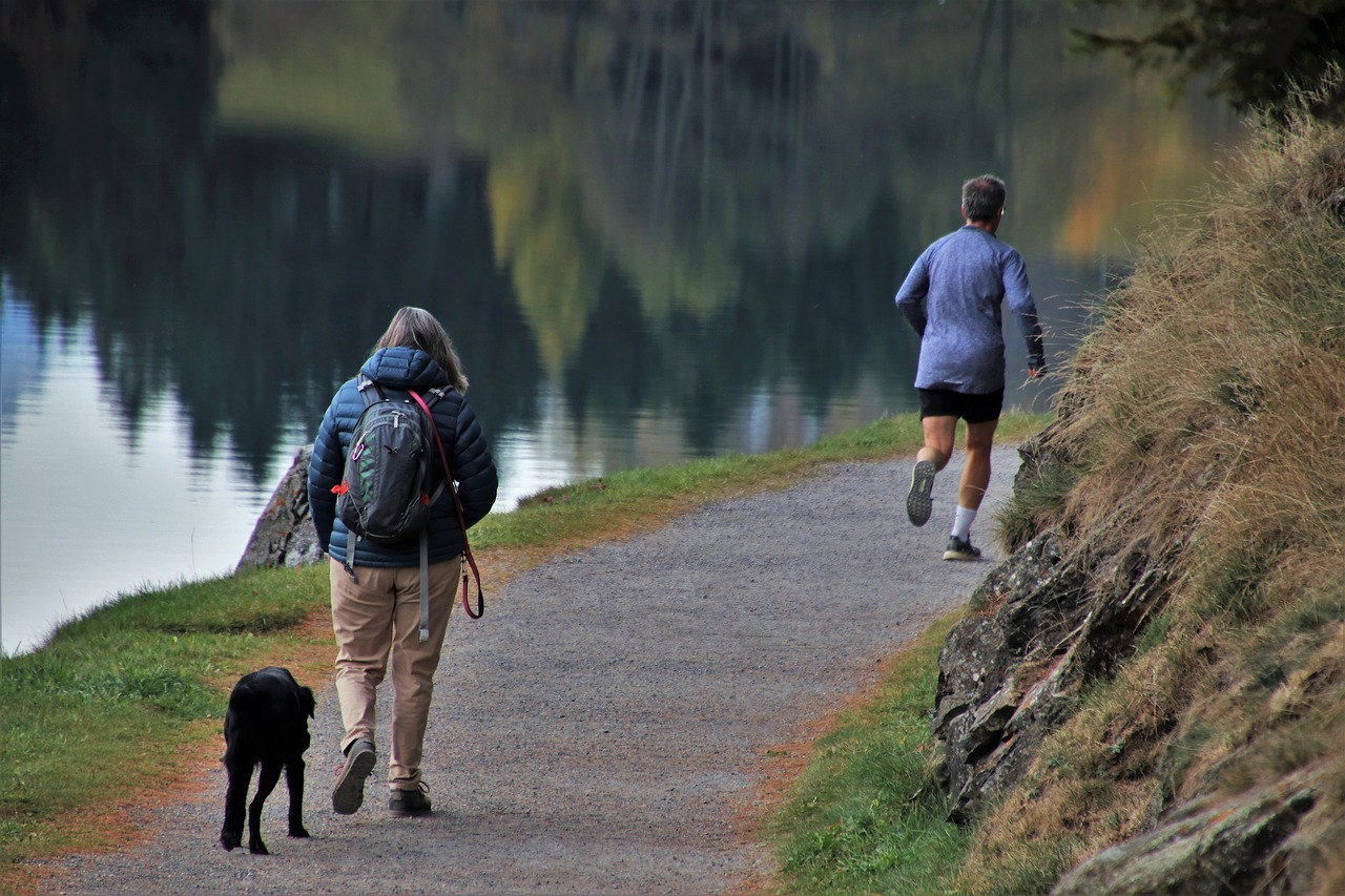 slow jogging japońska długowieczność